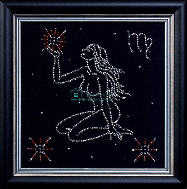 БГ-009 Діва Набір для вишивання бісером Магія канви 128 грн купити ... d8bff8d6a9acb