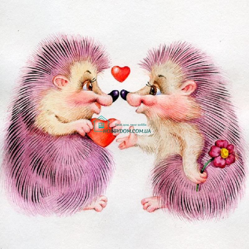 Милые любовные открытки