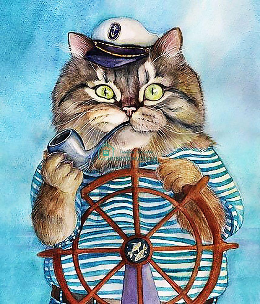 Анимационные, открытки с днем рождения мужчине коты