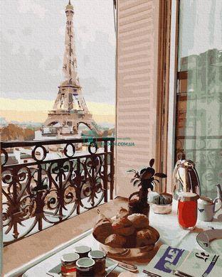 BK-GX29704 Набор раскраски по номерам Десерт в Париже ТМ ...