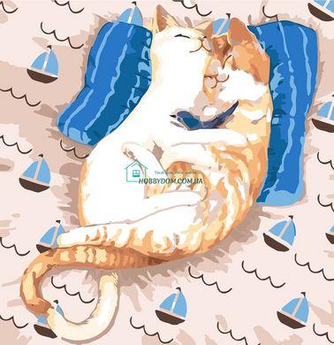 KHO4164 Картина-раскраска Коты ля-мур ТМ Идейка 234 грн ...